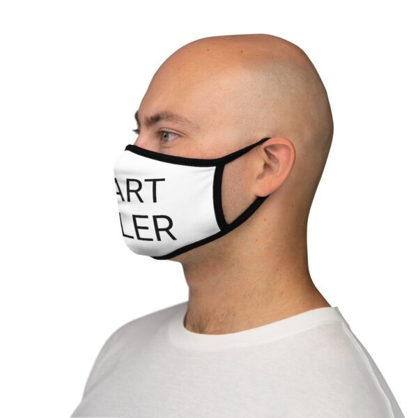 SMART FELLER Fitted Poly Face Mask