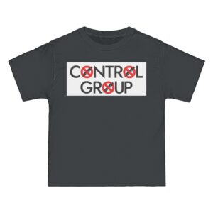 CONTROL GROUP - Beefy-T - Motto #2 on Back